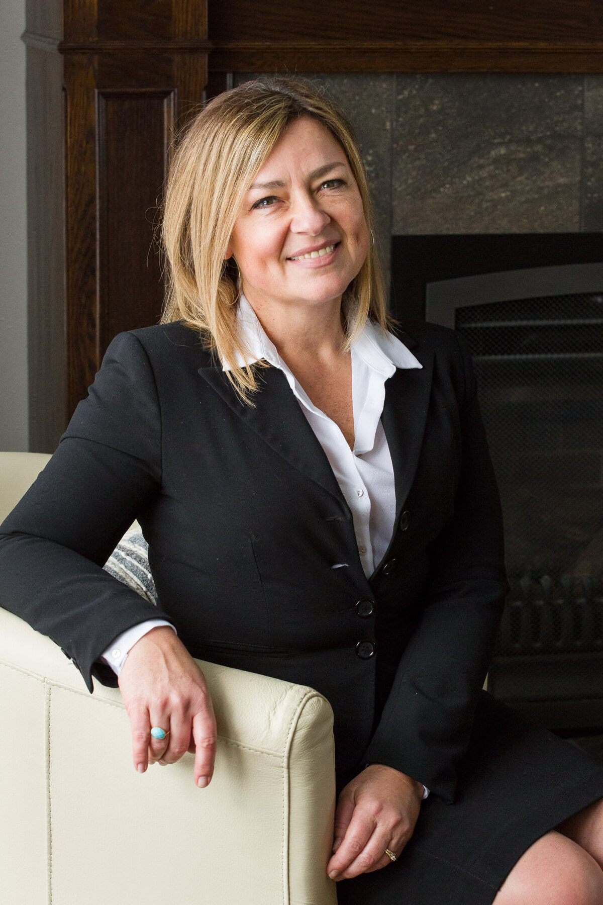 Relaxed portrait of Renfrew Real Estate Agent